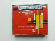 Shostakovich - Jazz & Ballet Suites, Film Music 3 CD Box (Nieuw)