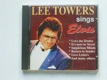Lee Towers - Sings Elvis