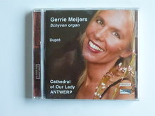 Gerrie Meijers - Schyven Organ / Cathedral of our lady Antwerp