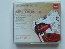 Johann Strauss II - Die Fledermaus / Herbert von Karajan (2 CD)