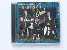 The Rat Pack - Live at the Sands (frank sinatra, dean martin, sammy davis jr.)