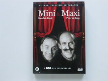 Mini & Maxi - 35 jaar Televisie en Theater (3 DVD Box)