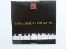 Louis van Dijk & Pim Jacobs - it's a lovely way (LP) gesigneerd