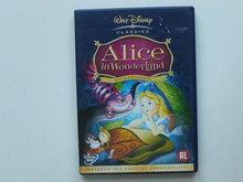 Alice in Wonderland - Disney classics (DVD)